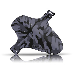 "Riesel Design kol:oss Front Mudguard 26-29"" camo MK II"